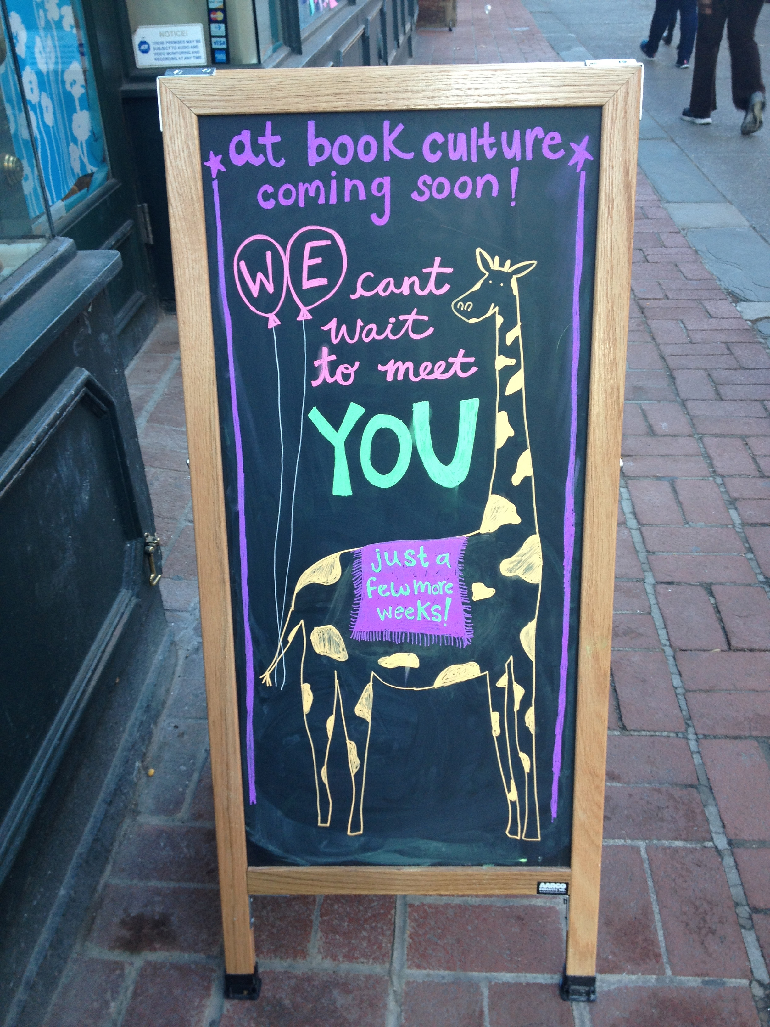 Younger readers are also on the store's radar.